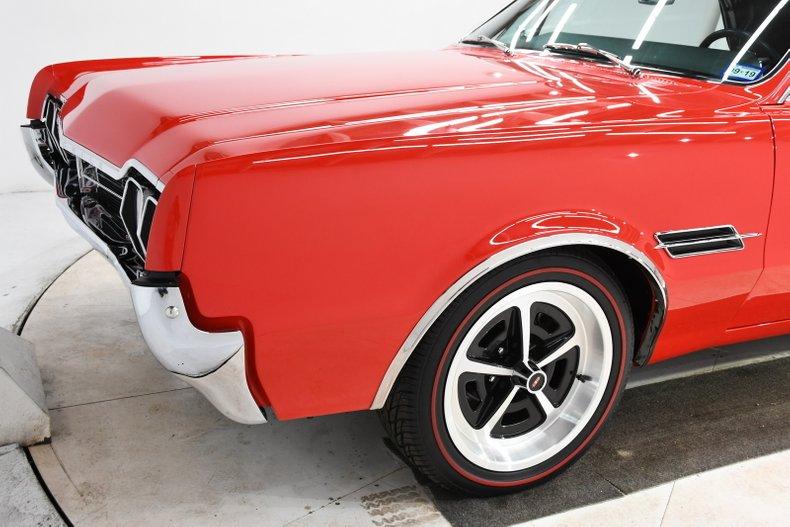 1966 Oldsmobile 442 48