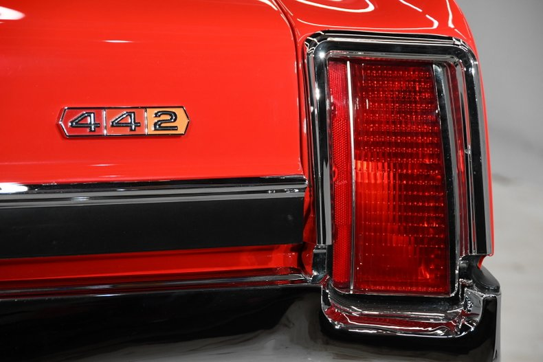 1966 Oldsmobile 442 12