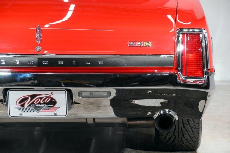 1966 Oldsmobile 442 105