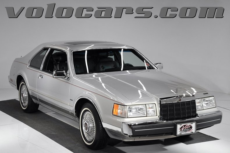 1990 Lincoln MK VII For Sale