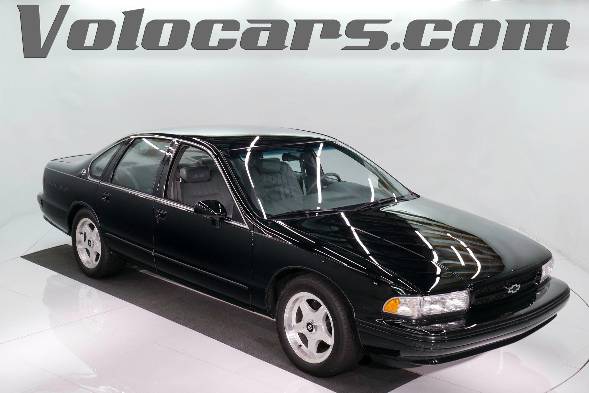 1994 chevrolet impala ss