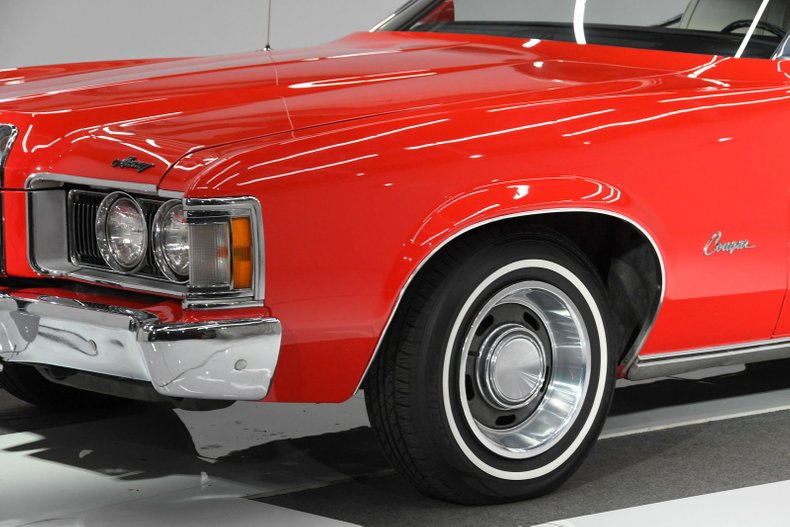 1973 Mercury Cougar 26