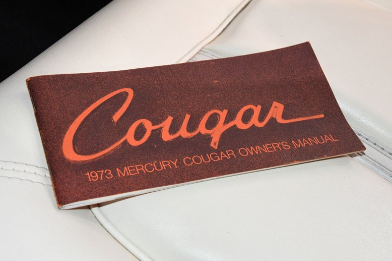 1973 Mercury Cougar 27