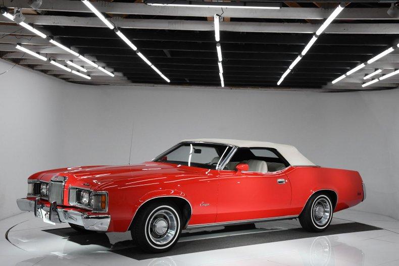 1973 Mercury Cougar 35