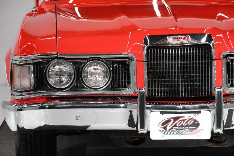 1973 Mercury Cougar 40