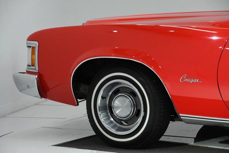 1973 Mercury Cougar 44