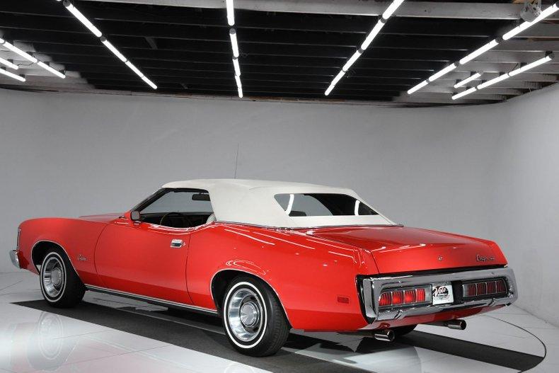 1973 Mercury Cougar 46