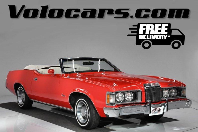 1973 Mercury Cougar 70