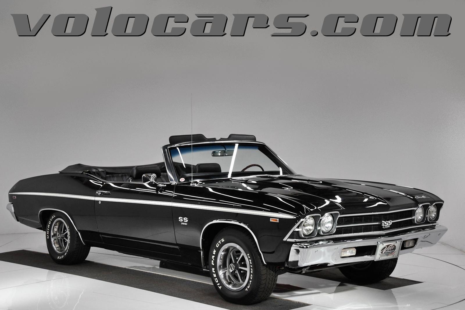 1969 chevrolet chevelle ss 427