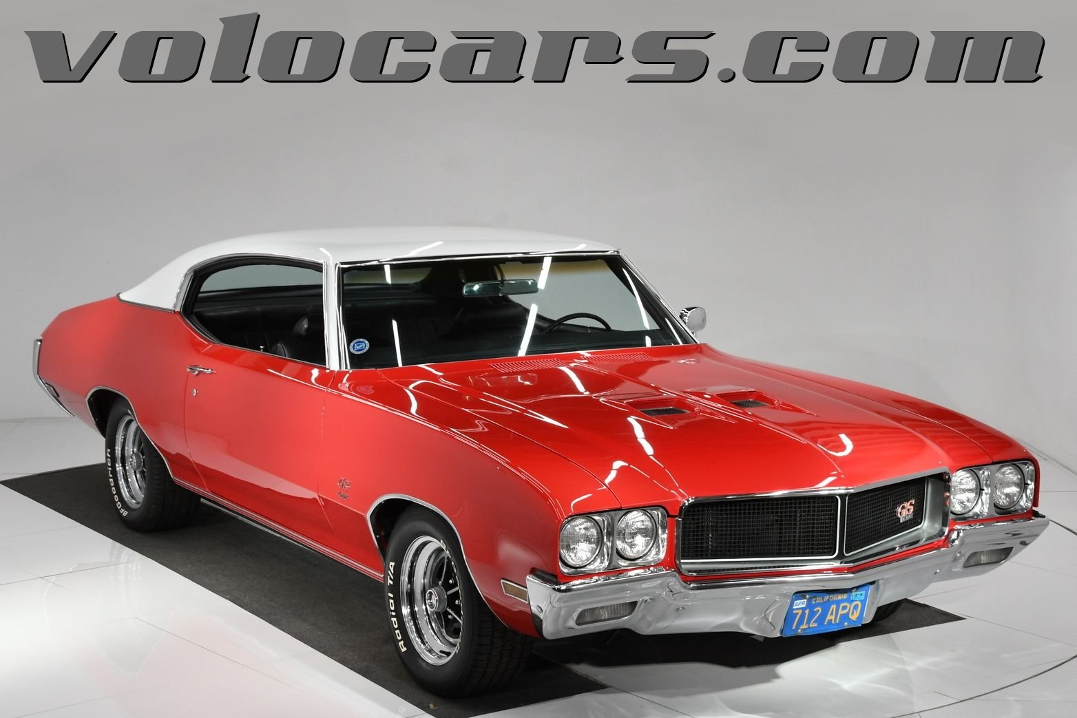 1970 buick gran sport 455