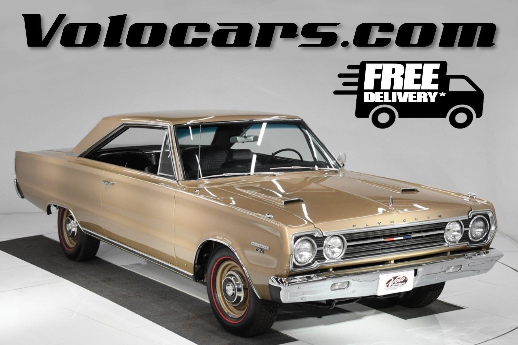 1967 プリマス GTX