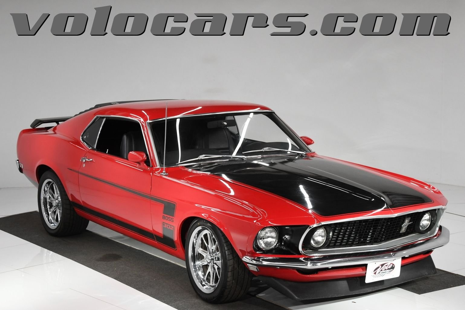 1969 ford mustang pro touring