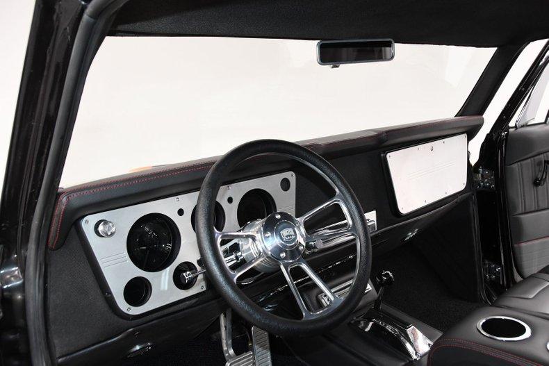 1972 Chevrolet C10 8