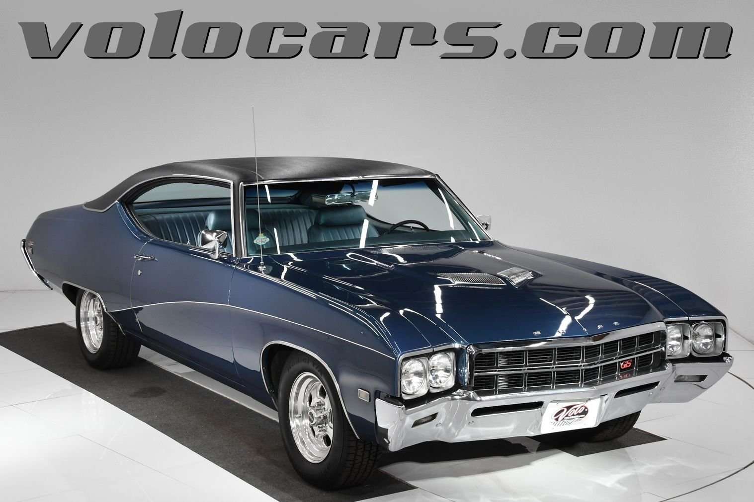 1969 buick gs stage 1