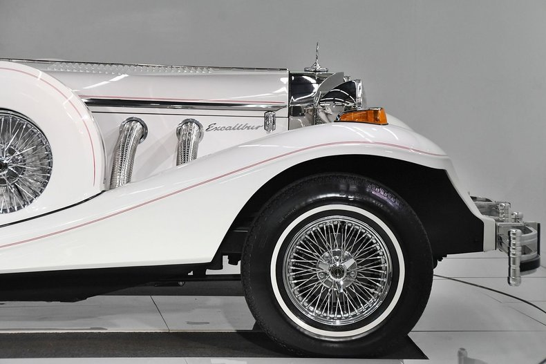 1989 Excalibur Roadster