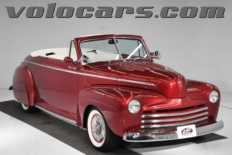 1946 Ford Deluxe For Sale