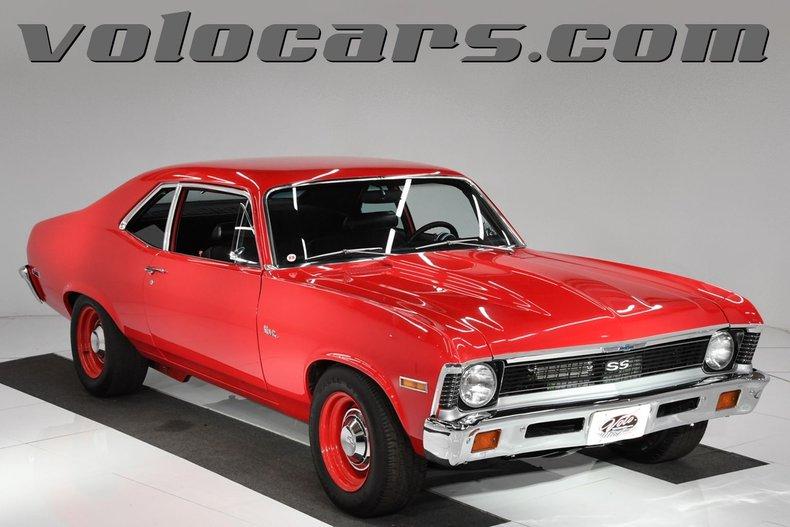 1972 Chevrolet Nova