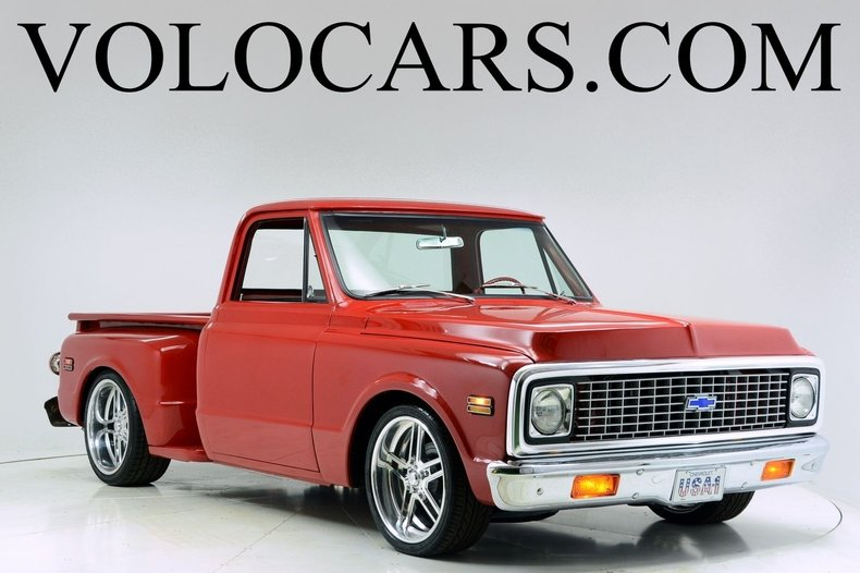 1971 Chevrolet C10 For Sale