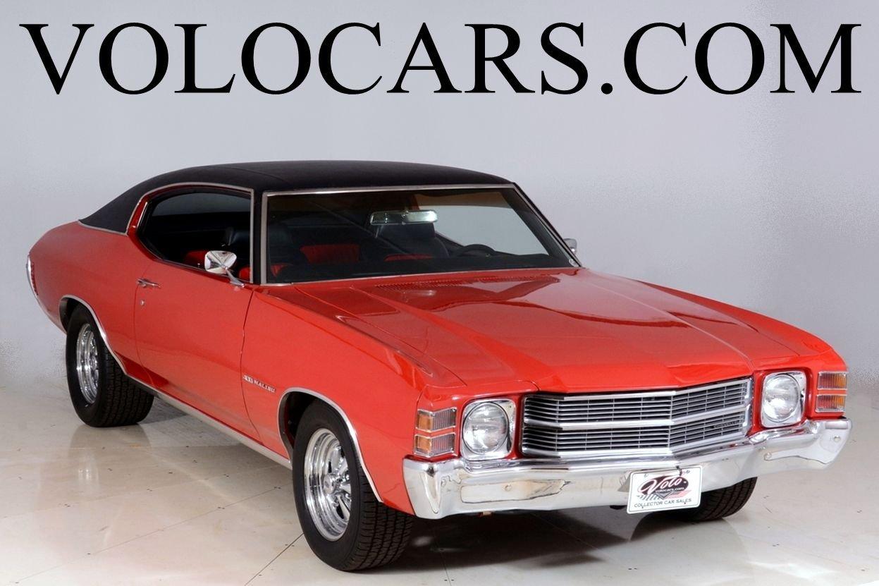 1971 chevrolet chevelle 400 malibu