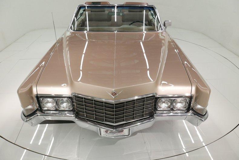 1969 Cadillac deVille