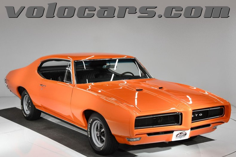 1968 Pontiac GTO For Sale