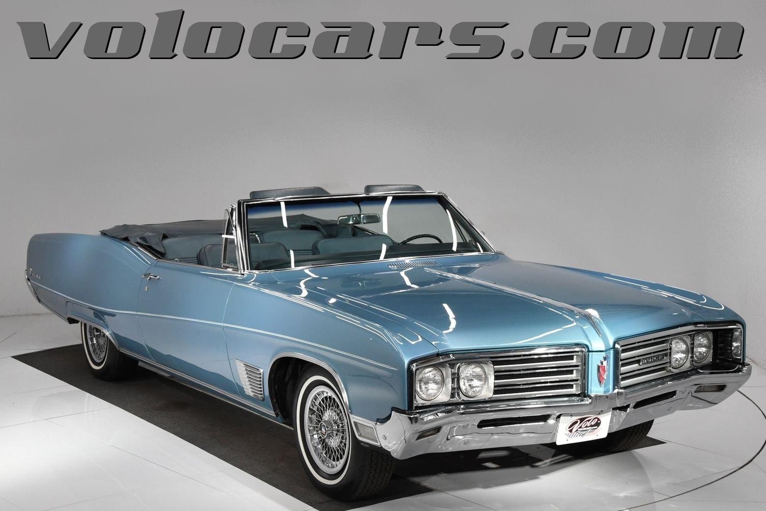 1968 buick wildcat custom