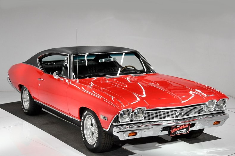 1968 Chevrolet Chevelle