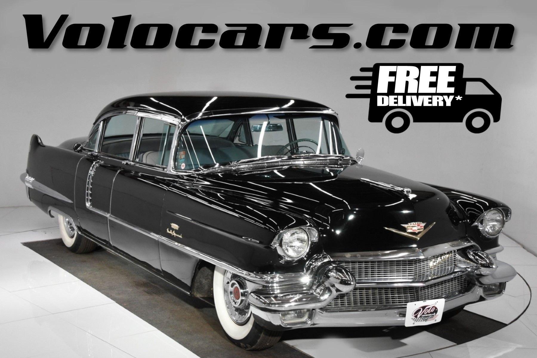 1956 cadillac 60 special fleetwood