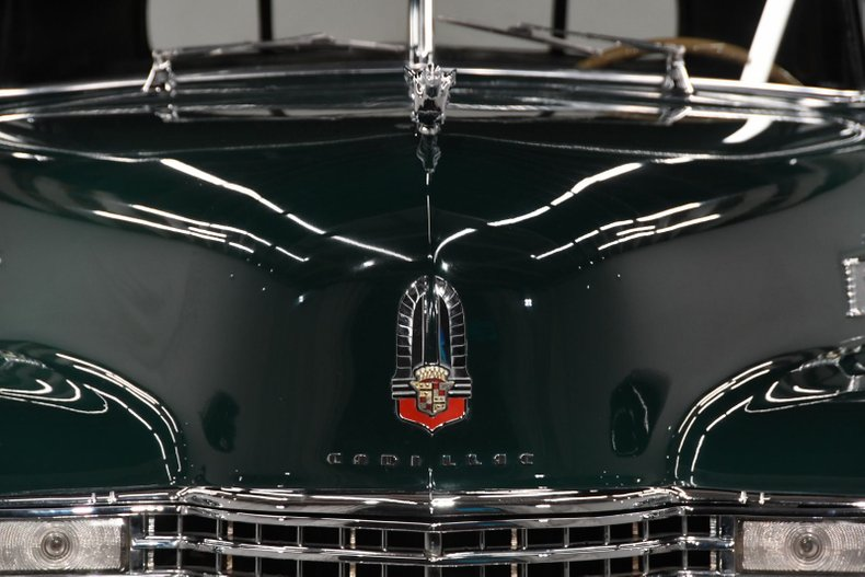1941 Cadillac Series 62 Deluxe