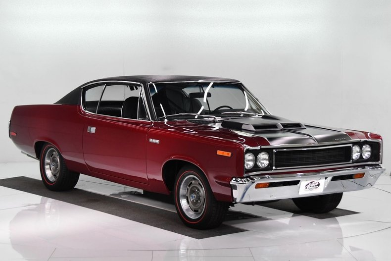 1970 AMC Machine