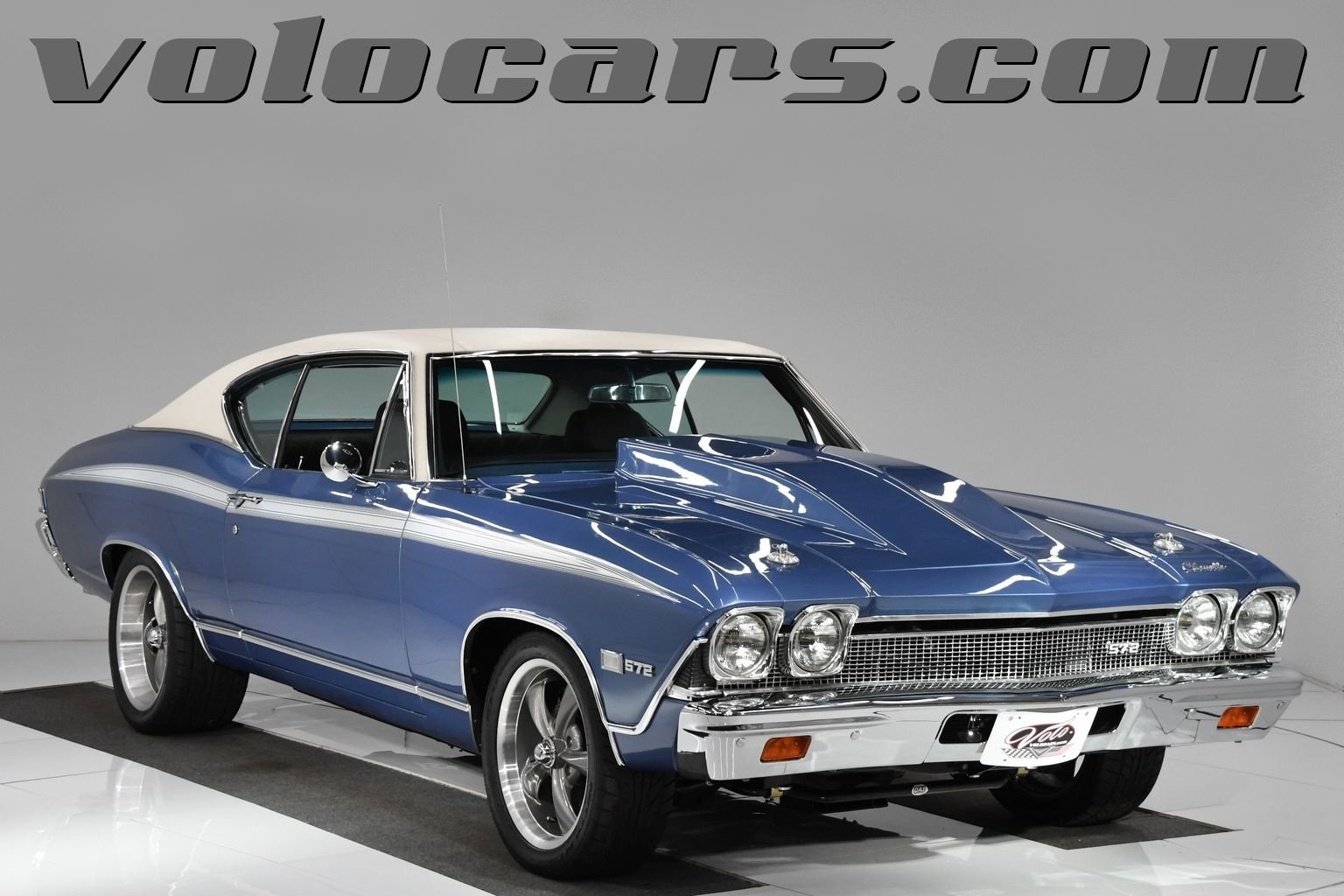 1968 chevrolet chevelle pro touring