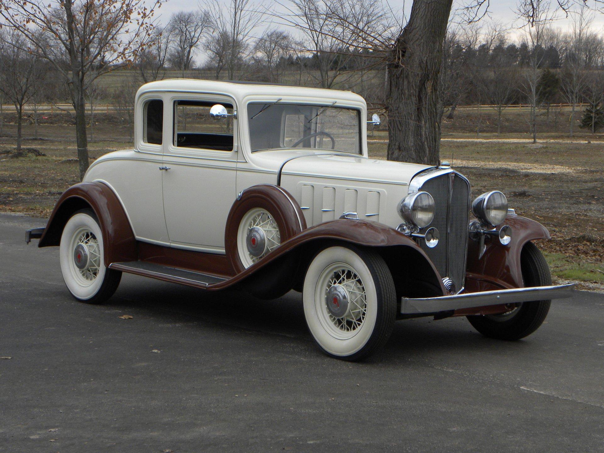 1932 pontiac series 302 coupe