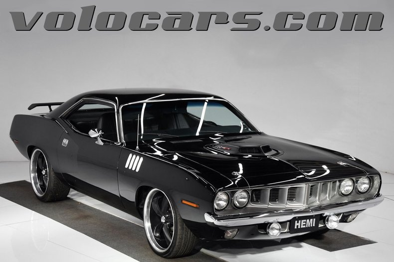 1971 Plymouth Barracuda