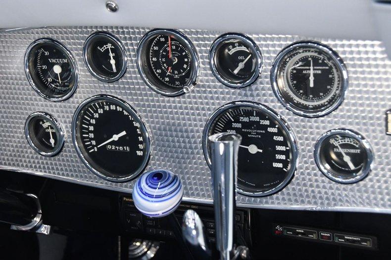 1988 Duesenberg II Murphy Body Roadster