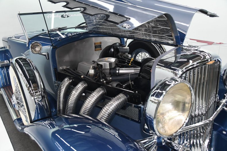 1989 Duesenberg II Murphy Body Roadster