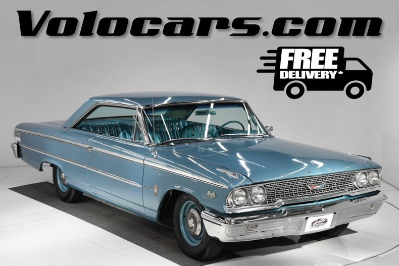 1963 Ford Galaxie 500XL