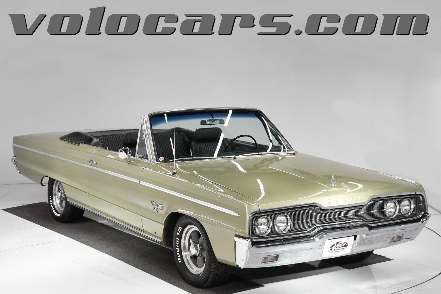 1966 dodge polara 500