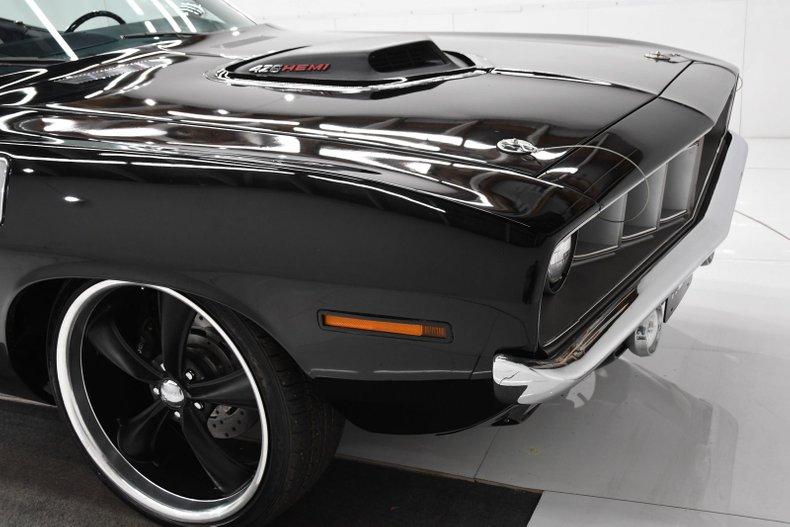 1971 Plymouth Barracuda