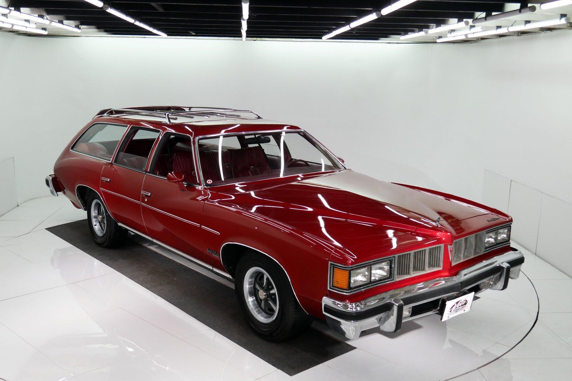 1976 Pontiac LeMans Wagon