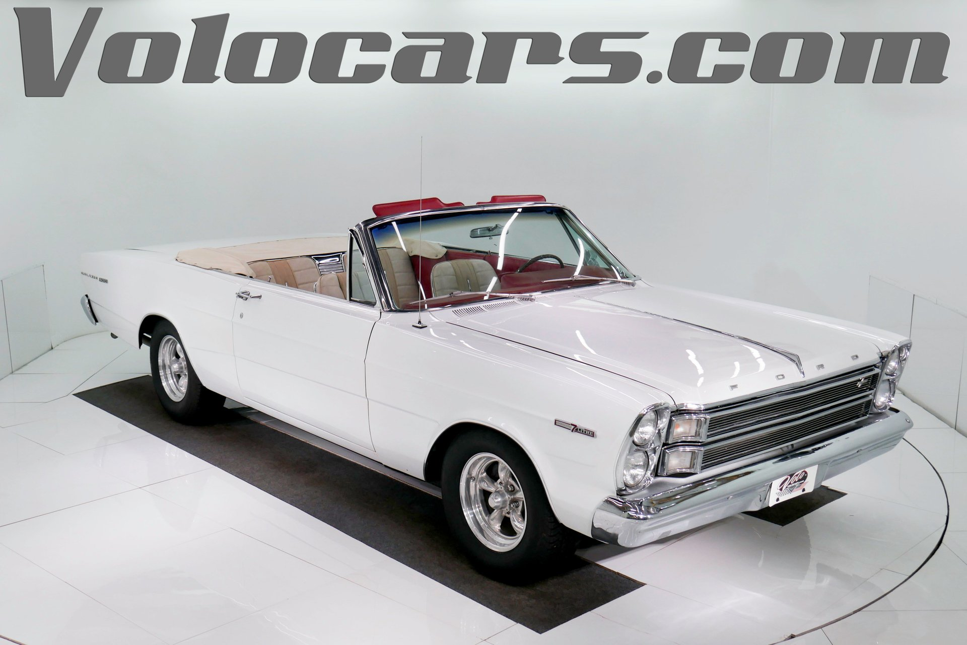 1966 ford galaxie 500 q code