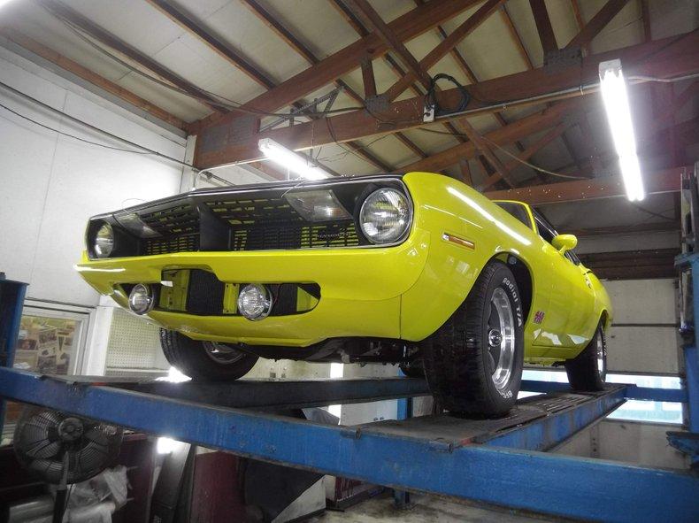 1970 Plymouth Barracuda 98