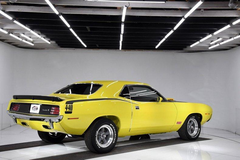 1970 Plymouth Barracuda 4