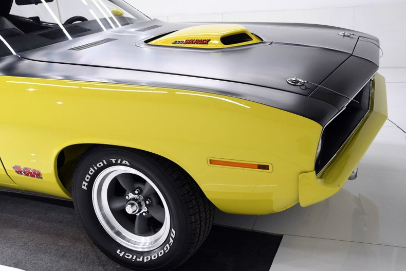 1970 Plymouth Barracuda 18
