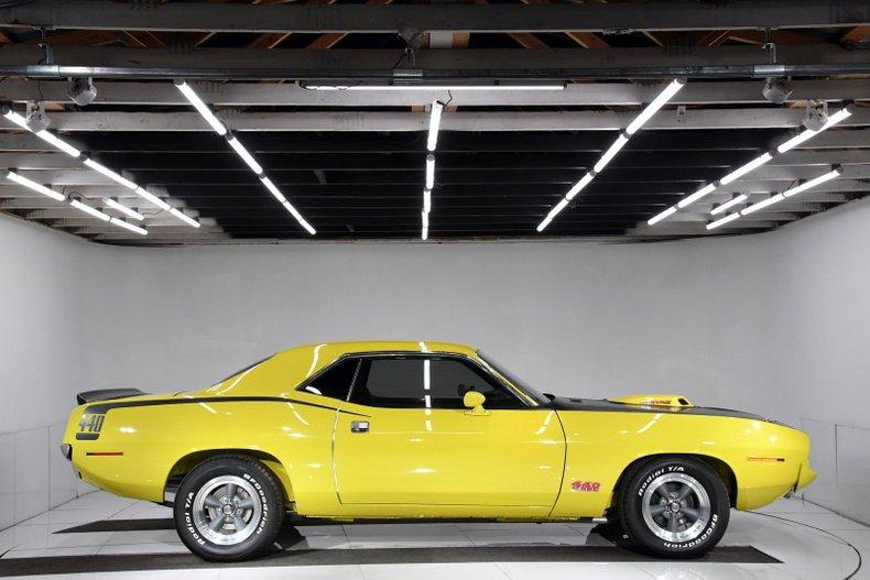 1970 Plymouth Barracuda 21