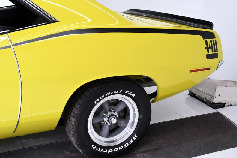 1970 Plymouth Barracuda 29