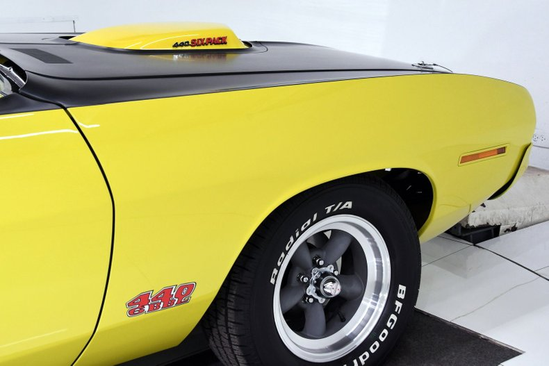 1970 Plymouth Barracuda 43