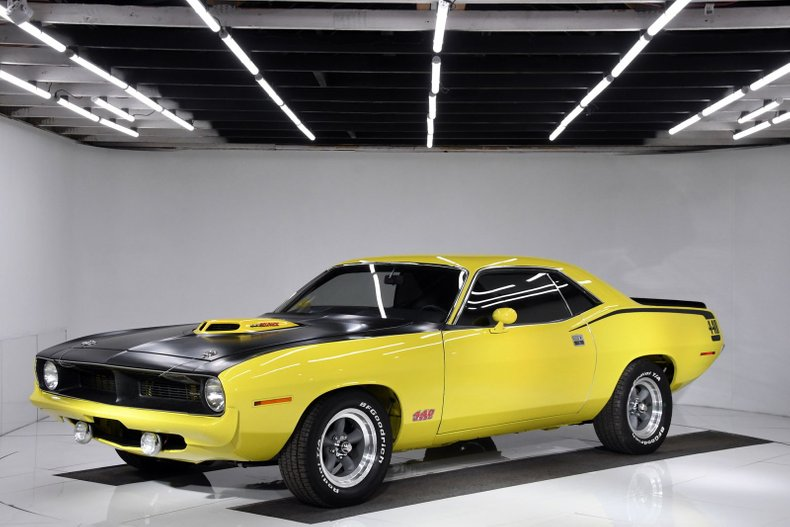 1970 Plymouth Barracuda 61