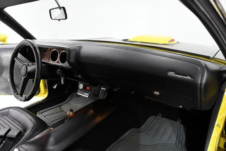 1970 Plymouth Barracuda 60