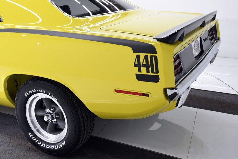 1970 Plymouth Barracuda 58