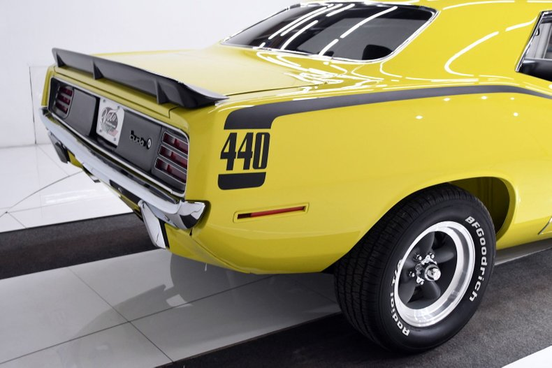 1970 Plymouth Barracuda 82